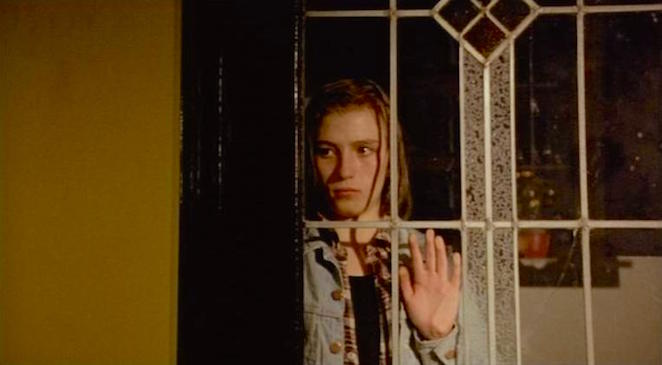 A startling glimpse into the psyche of a 15 year old girl born of free love, addiction and rebellion. She hides it, but the numbing reality of her life is constantly revealed by the all-too-realistic nuance of Linda Manz's performance. Out of the Blue Dennis Hopper, 1980 Cinematography | Marc Champion