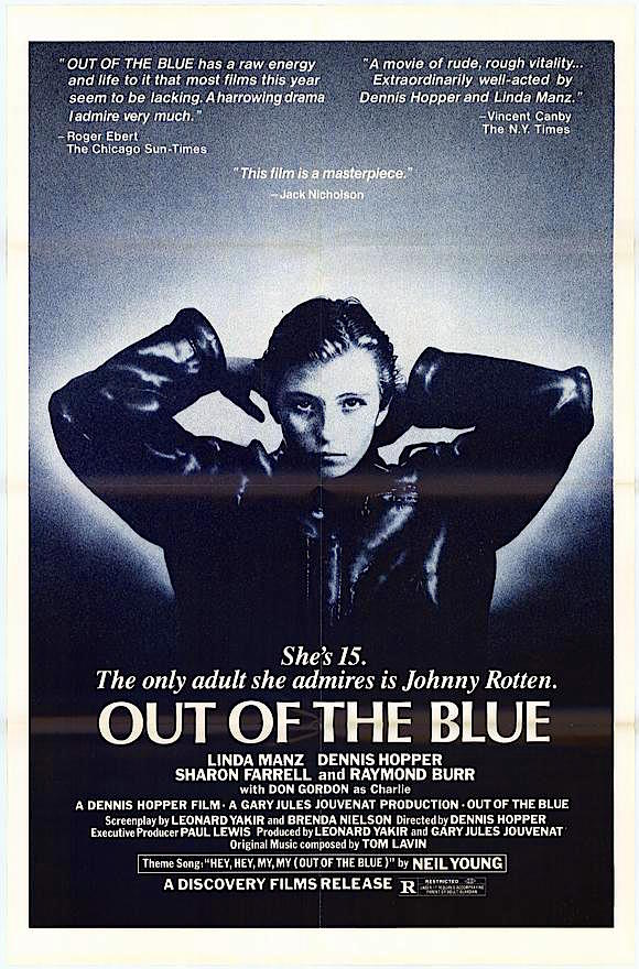 Out of the Blue Dennis Hopper, 1980