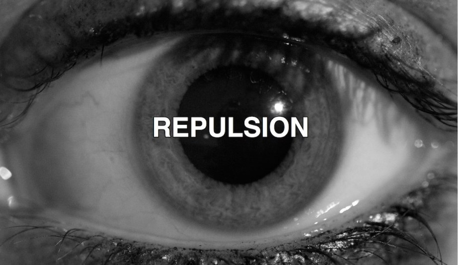 The opening shot... REPULSION Roman Polanski, 1965 Cinematography | Gilbert Taylor