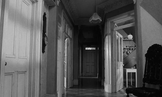 "Carol's ""safe place"" quickly transforms into a living, breathing, shape-shifting space of horrors. REPULSION Roman Polanski, 1965 Cinematography 