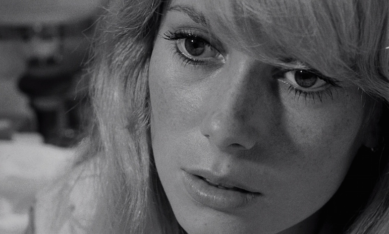 Catherine Deneuve proves her on-screen value as Carol REPULSION Roman Polanski, 1965 Cinematography | Gilbert Taylor