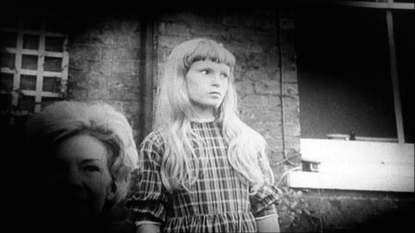 And we come back to the childhood photograph of Carol. Polanski chooses to slowly zoom into Carol's eye until it becomes a blur of particles. An isolated stare into horror. REPULSION Roman Polanski, 1965 Cinematography | Gilbert Taylor