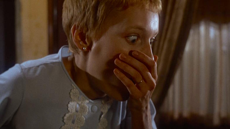 Mia Farrow Rosemary's Baby Roman Polanski, 1968 Cinematography | William A. Fraker