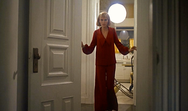 "Blame it on Minnie's ""chocolate mouse"" or is it a symptom of something else? Rosemary's Baby Roman Polanski, 1968 Cinematography 