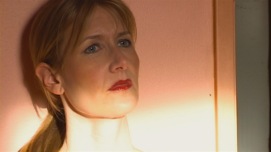 Laura Dern On the run and lost... INLAND EMPIRE David Lynch, 2006