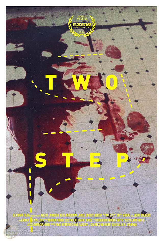 TWO STEP Alex R. Johnson, 2014