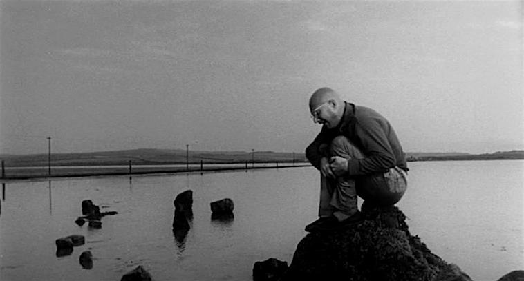 """Agnes!"" Donald Pleasance Cul-de-Sac Roman Polanski, 1966 Cinematography | Gilbert Taylor"