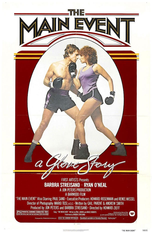A glove story... The Main Event Howard Zieff, 1979