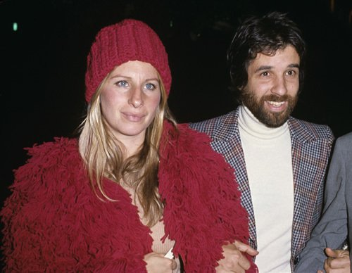 The couple that defied Hollywood Logic. Barbra Streisand and Jon Peters, circa 1975 Photographer unknown to me