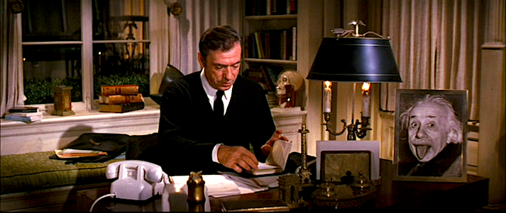 Yves Montand and Barbra Streisand On A Clear Day You Can See Forever Vincente Minnelli, 1970 Cinematography | Harry Straddling Sr.