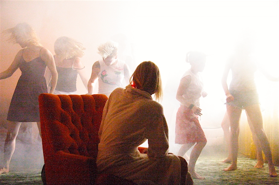 """Ye-ye-ye-yeah Move around the floor in a Loco-motion!"" INLAND EMPIRE David Lynch, 2006"