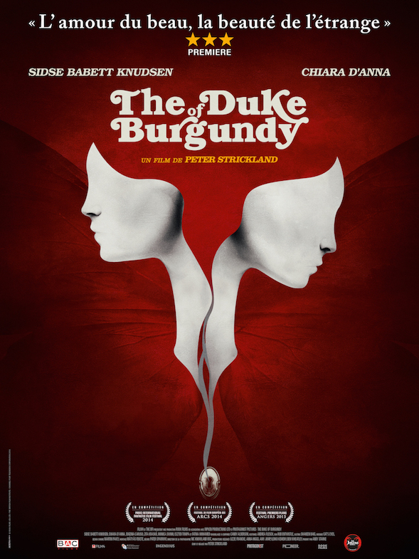 """Would a human toilet be a suitable compromise?"" THE DUKE OF BURGUNDY Peter Strickland, 2014"