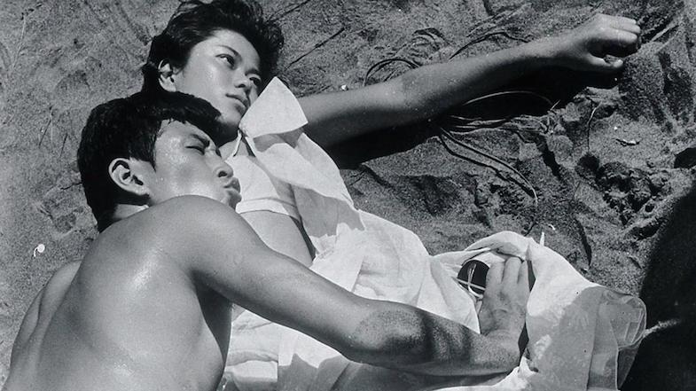 Noriko Matsumoto & Tamio Kawachi The Warped Ones Koreyoshi Kurahara, 1960  Cinematography | Yoshio Mamiya