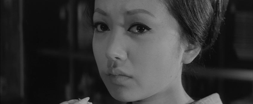 Ruriko Asaoka Thirst for Love Koreyoshi Kurahara, 1967 Cinematography | Yoshio Mamiya