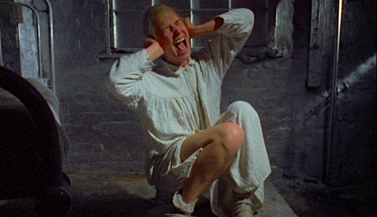Going mad... Sheila Allen The Other Side of the Underneath Jane Arden, 1972 Cinematography | Jack Bond & Aubrey Dewar