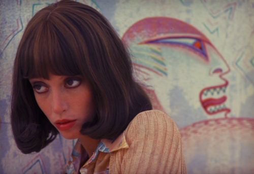"""Dreams can't hurt ya."" Or maybe they can... Shelley Duvall 3 Women Robert Altman, 1977 Cinematography 