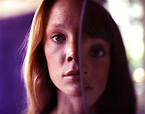 Almost completely improvised, these two actors transform their director's dream into a psychological study of identity that manages to be Surreal, comical and surprisingly horrific all at once. There is a great deal going on here... Sissy Spacek and Shelley Duvall 3 Women Robert Altman, 1977 Cinematography | Charles Rosher Jr.