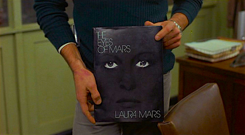 A lovely book for the late 1970's coffee table? Eyes of Laura Mars Irvin Kershner, 1978 Cinematography | Victor J. Kemper