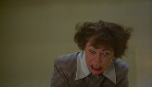Although notoriously maligned, Faye Dunaway's performance as Joan Crawford is among one of the most interesting ever captured on film. This is an actor performing feats beyond imagination. And she does so without a net. Faye Dunaway Mommie Dearest Frank Perry, 1981 Cinematography | Paul Lohmann