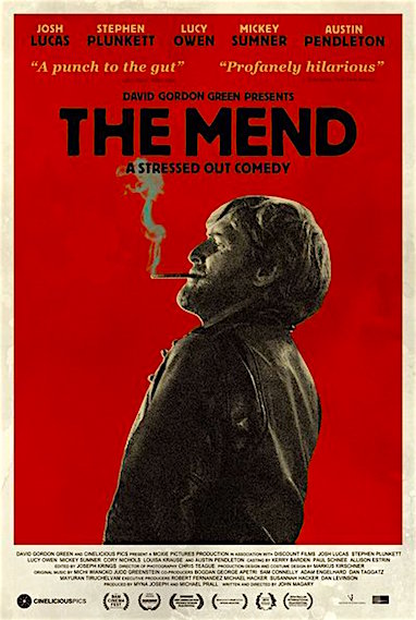 """Hey! Can we go get ice cream?"" The Mend John Magary, 2014"