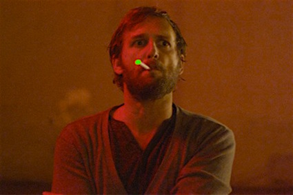 Giving an e-cig a run for it's money. Josh Lucas The Mend John Magary, 2014 Cinematography | Chris Teague