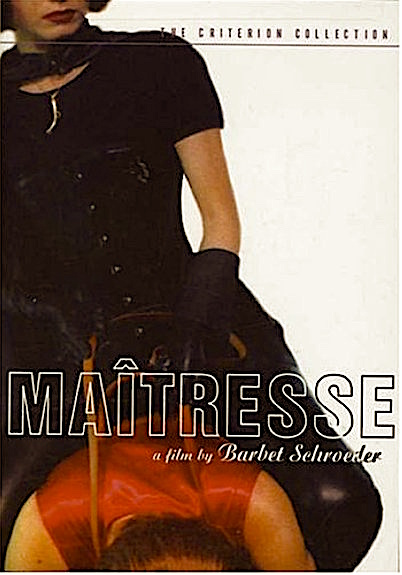 Maîtresse Barbet Schroeder, 1975 Criterion Collection, 2004