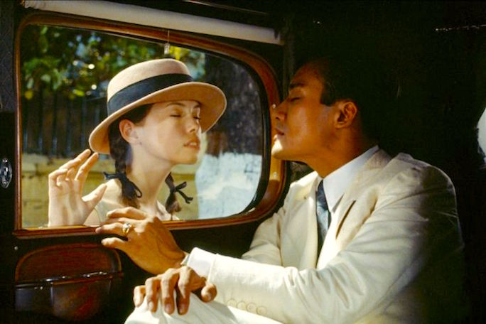 Marguerite Duras' novel about a young woman's sexual awakening received a very male-eroticized translation from Jean-Jacques Annard. Jane March / Tony Leung The Lover Jean-Jacques Annard, 1992 Cinematography | Robert Fraisse