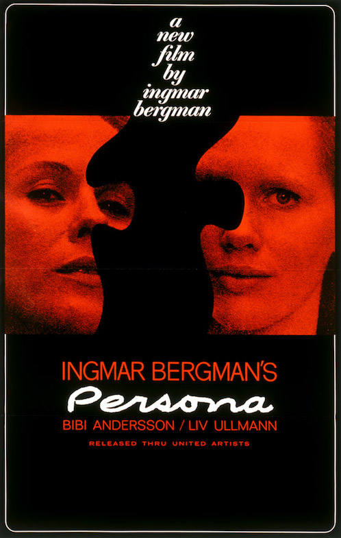 The female psyche deconstructed... PERSONA Ingmar Bergman, 1966
