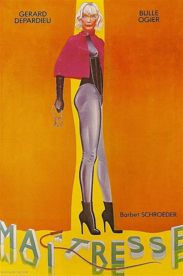Maîtresse Barbet Schroeder, 1975