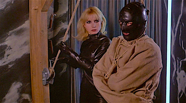 Tighten up the gimp... Bulle Ogier & Client Maîtresse Barbet Schroeder, 1975 Cinematography | Néstor Almendros
