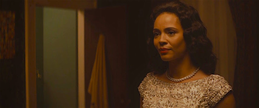One of the most important historic moments in US history is captured by a female director. Carmen Ejogo as Coretta Scott King SELMA Ava DuVernay, 2014 Cinematography | Bradford Young