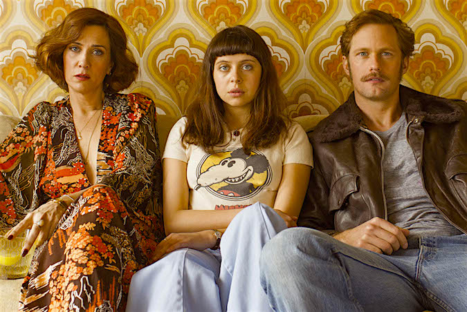 Lucky for us a female film artist adapted Phoebe Gloeckner's insightful novel for the screen. Kristen Wiig / Bel Powley / Alexander Skarsgård The Diary of a Teenage Girl Marielle Heller, 2015 Photograph | Sam Emerson