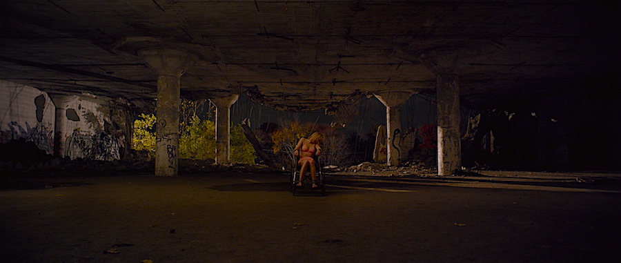 """Okay, like I told you, all you can do is pass it on to someone else."" It Follows David Robert Mitchell, 2015 Cinematography 