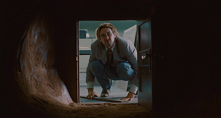 Dissatisfied, misunderstood and lonely. John Cusack contemplates falling into the consciousness of another... Being John Malkovich Spike Jonze, 1999 Cinematography | Lance Acord