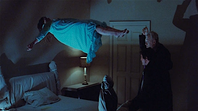 """The power of Christ compels you!"" The Exorcist William Friedkin, 1973 Cinematography 
