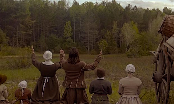 Welcome to a New England folktale... The Witch Robert Eggers, 2016 Cinematography | Jarin Blaschke