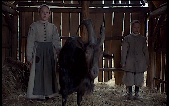 Locked up in the barn with Black Phillip or The Devil? The Witch Robert Eggers, 2016 Cinematography | Jarin Blaschke