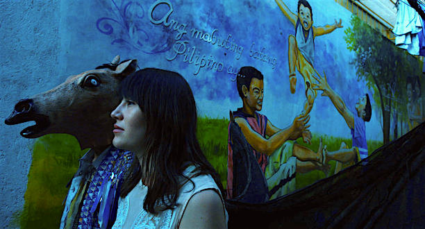 To the good young Filipino... Ruined Heart KAHVN, 2014 Cinematography | Christopher Doyle