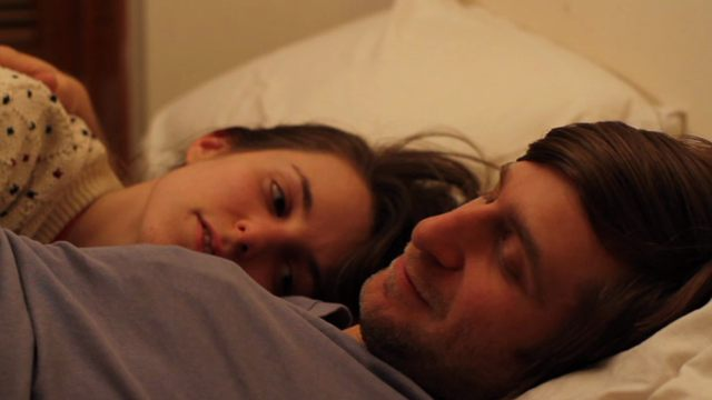 Can a happy marriage of two actors handle the sexual confusion of roles? Sophia Takal and Lawrence Michael Levine The Zone Joe Swanberg, 2011