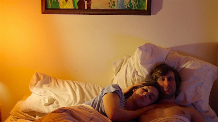Fictional and Real in their private bedroom, these two actors and fellow filmmakers ponder questions of art, identity and consequence... Sophia Takal and Lawrence Michael Levine The Zone Joe Swanberg, 2011 Cinematography | Adam Wingard and Joe Swanberg