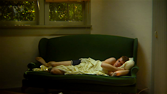 Unable to sleep... Joe Swanberg Art History Joe Swanberg, 2011 Cinematography | Adam Wingard and Joe Swanberg