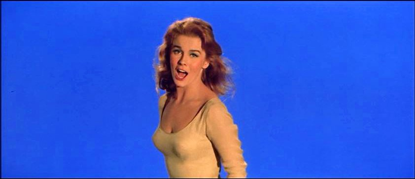 And millions of men melted while millions of women wished they could be this sexy without actually being bad... Ann-Margret Bye Bye Birdie George Sidney, 1963