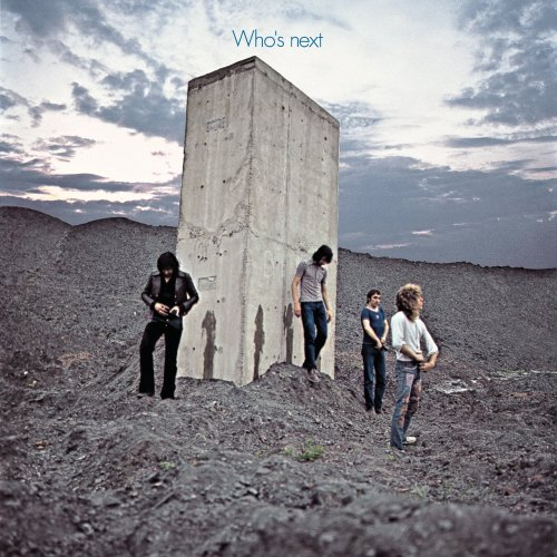 """It's only teenage wasteland."" The Who Who's Next? 1971"