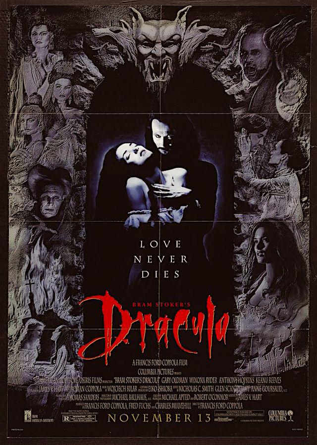 """Beware!"" Bram Stoker's Dracula Francis Ford Coppola, 1992"