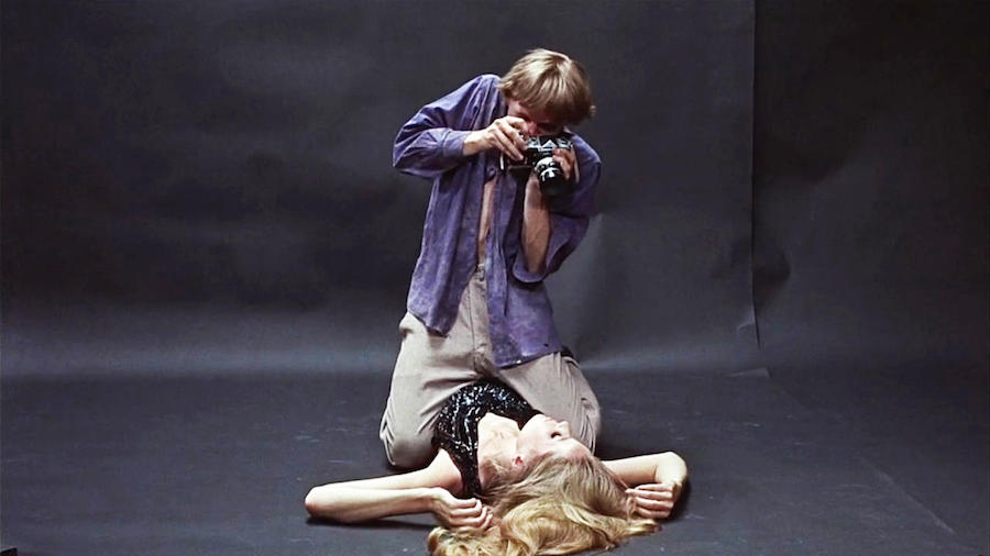 """Nothing like a little disaster for sorting things out."" Blow-Up Michelangelo Antonioni, 1966 Cinematography 