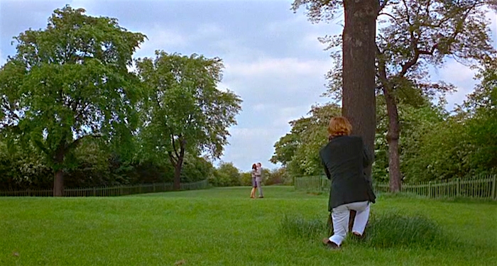 Is it just a pretty picture?  Michelangelo Antonioni, 1966 Cinematography | Carlo Di Palma