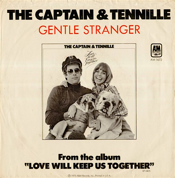 """Love will keep us together..."" Captain & Tennille, 1975"
