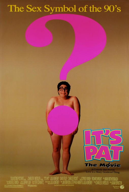 """I played with the Ween!' It's Pat Adam Bernstein, 1994"