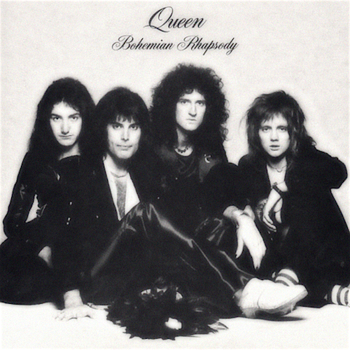 """Carry on, carry on, as if nothing really matters..."" Queen Bohemian Rhapsody, 1975"