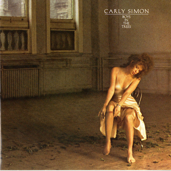 There might only be a couple of hits on each album, but Carly Simon gave some great record cover in the 1970's. Carly Simon Boys In The Trees, 1978